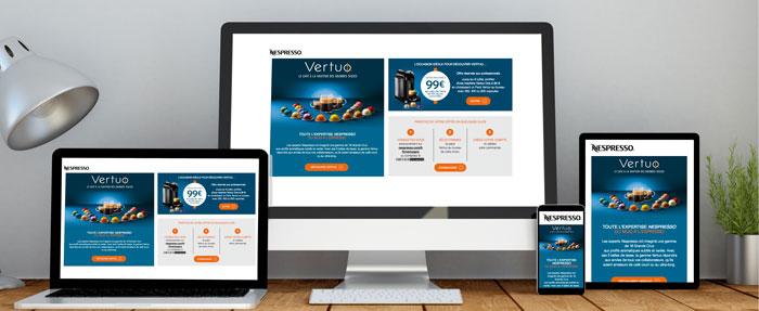 Email responsive : les secrets d'un design gagnant !