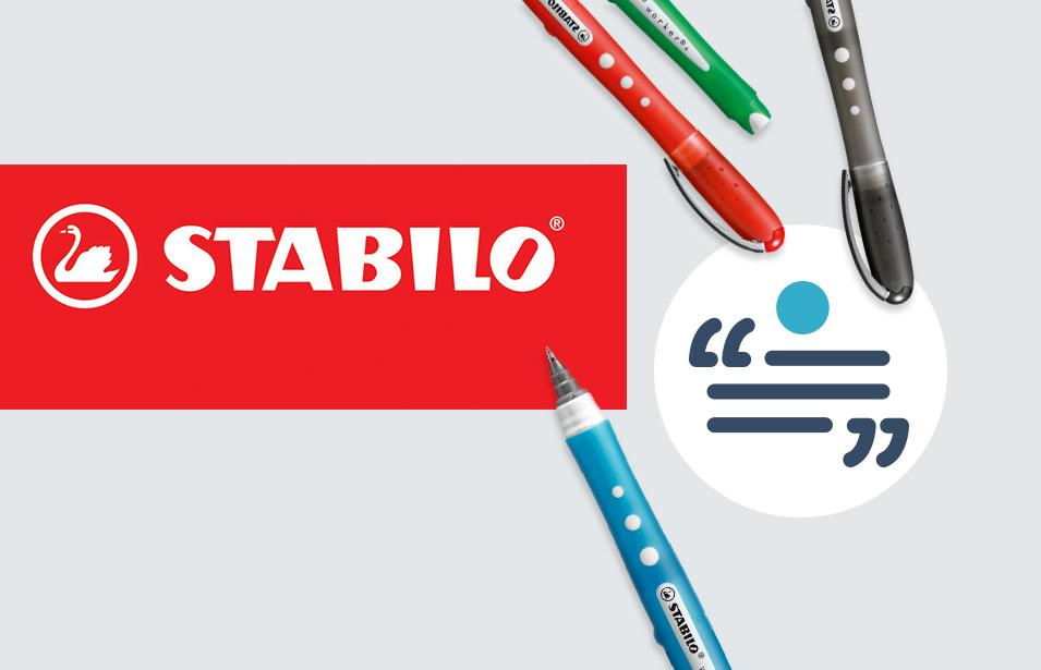 Une stratégie de marketing multicanal pour booster la notoriété de STABILO